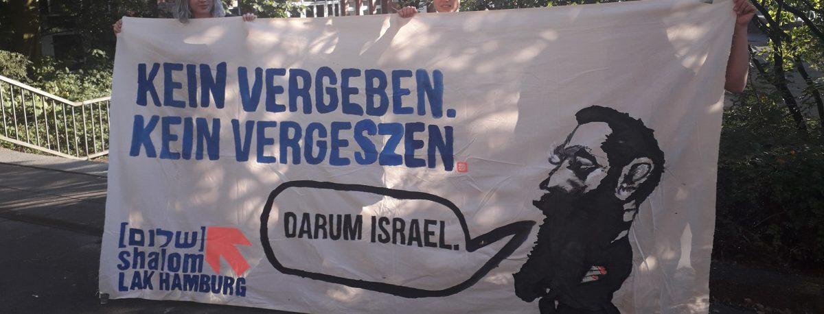 Landesarbeitskreis Shalom der Linksjugend ['solid] Hamburg
